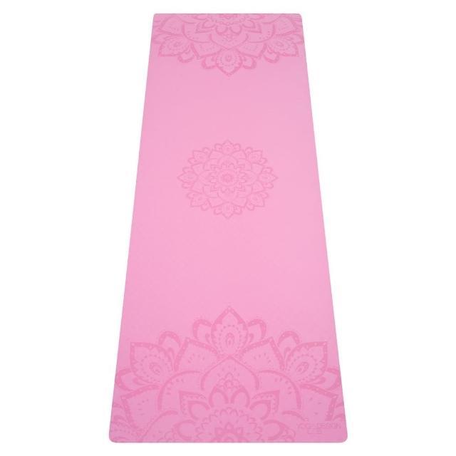 【Yoga Design Lab】Flow Mat TPE環保瑜珈墊 6mm - Rose(TPE瑜珈墊)