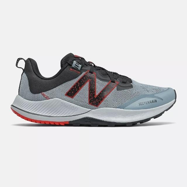 【NEW BALANCE】慢跑鞋 男鞋 運動鞋 越野 緩震 訓練 灰 MTNTRCK4