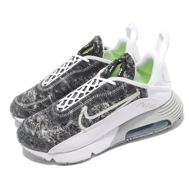 【NIKE 耐吉】休閒鞋 Air Max 2090 SE 運動 女鞋 氣墊 舒適 避震 簡約 球鞋 穿搭 灰 白(DA9261-100)