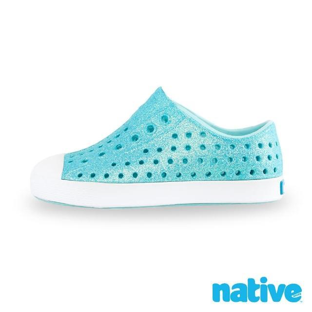 【native】大童鞋 JEFFERSON 小奶油頭鞋(湖面藍)