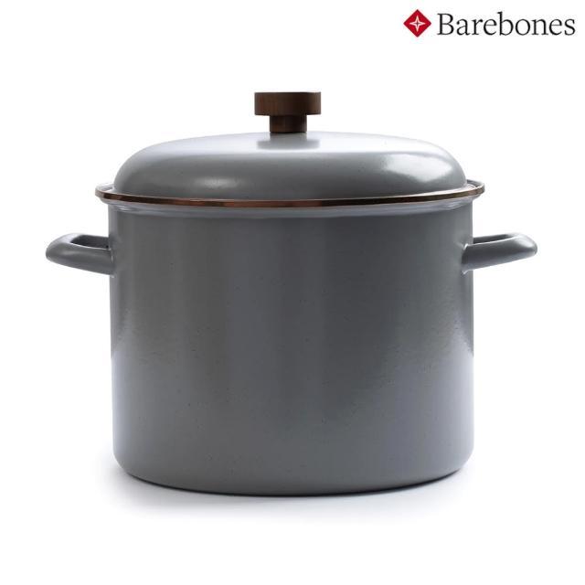 【Barebones】琺瑯湯鍋 Enamel Stock Pot CKW-376(鍋具、雙耳鍋、露營炊具)