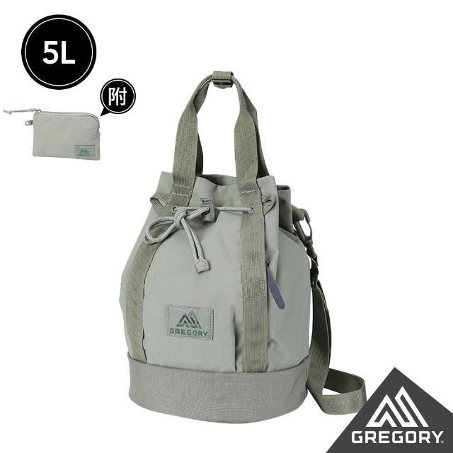 【Gregory】5L LADYBIRD 2WAY BUCKET 兩用水桶包(清新綠)