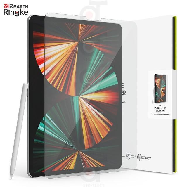 【Ringke】Apple iPad Pro 2021 12.9吋 [ID Glass] 強化玻璃螢幕保護貼(iPad Pro 第3、4、5代 玻璃保護貼)