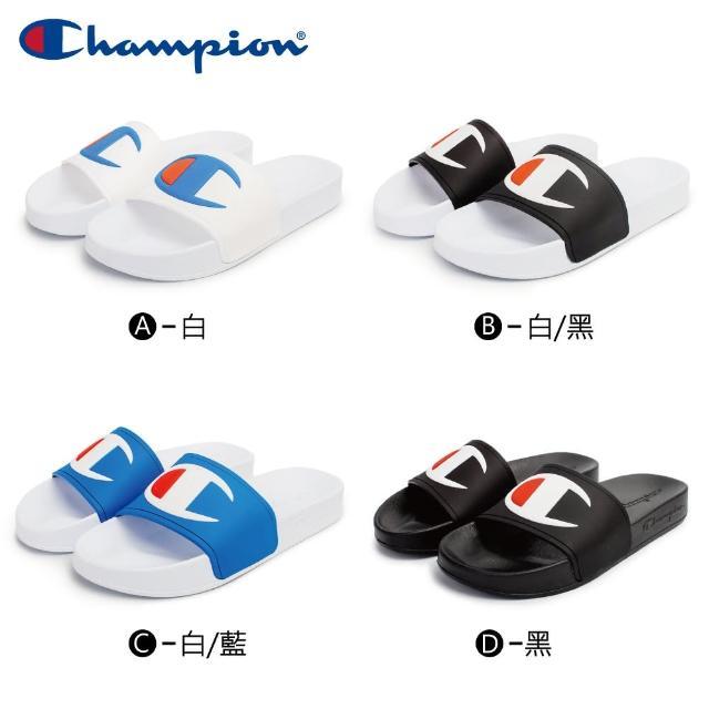 【Champion】男/女 拖鞋 防水運動拖鞋C PATCH(共4色)