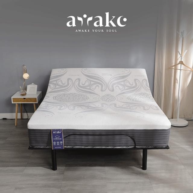 【Tronlife 好床生活】Awake頂級御用獨立筒電動床|特規雙人加大6尺