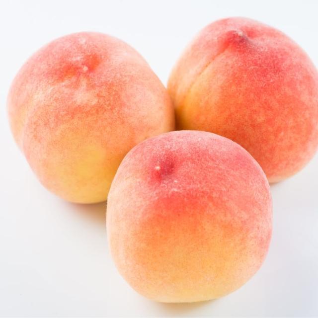 【RealShop 真食材本舖】加州空運水蜜桃 8顆入/約2.2kg(禮盒包裝 momo獨家規格)