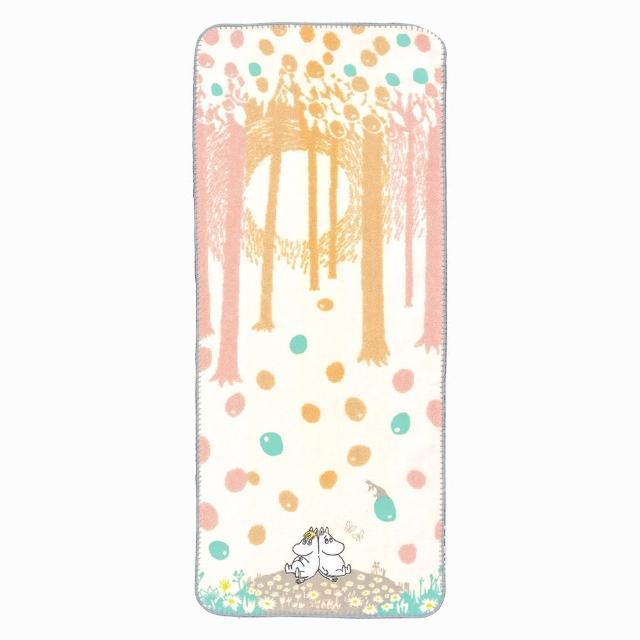 【Marushin 丸真】Moomin夢想氣泡刺繡毛巾(Moomin毛巾)
