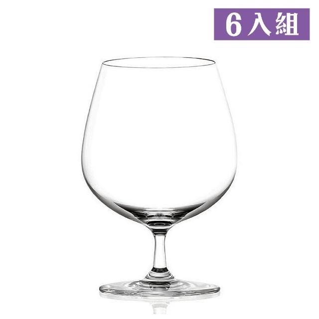 【LUCARIS】上海系列甘邑白蘭地酒杯650ml-6入組