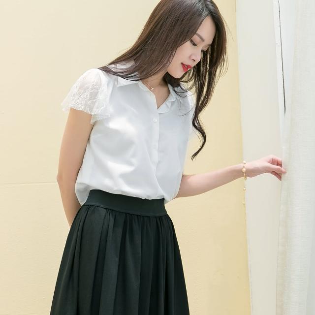 【KEZZA】二件式撞色氣質洋裝