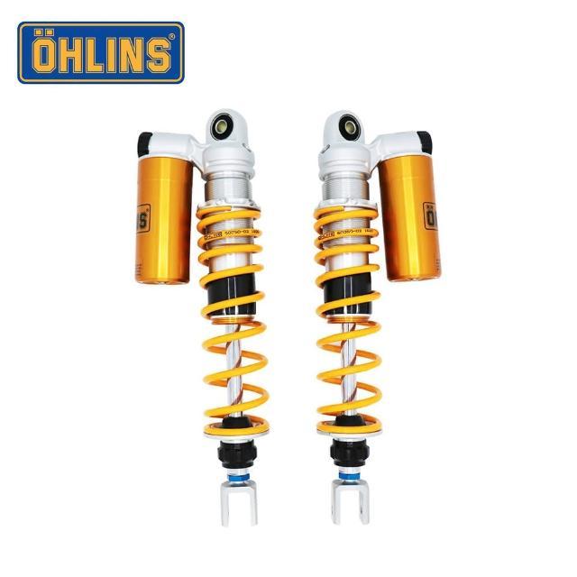 【OHLINS】XMAX 300 後避震器(YA014 Racing版)