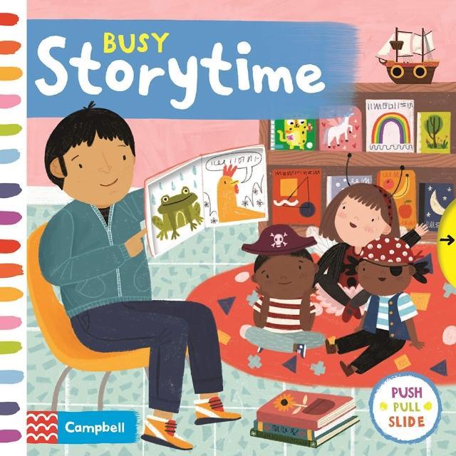 【Song Baby】Busy Storytime 忙碌的故事時間(操作書)