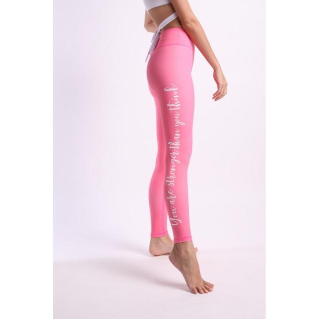 【Flexi Lexi】Pink October Flexi Pants(多功能機能瑜珈褲)