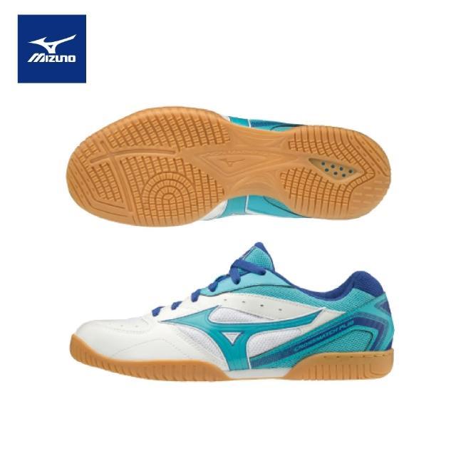 【MIZUNO 美津濃】CROSSMATCH PLIO RX4 桌球鞋 81GA183026(桌球鞋)