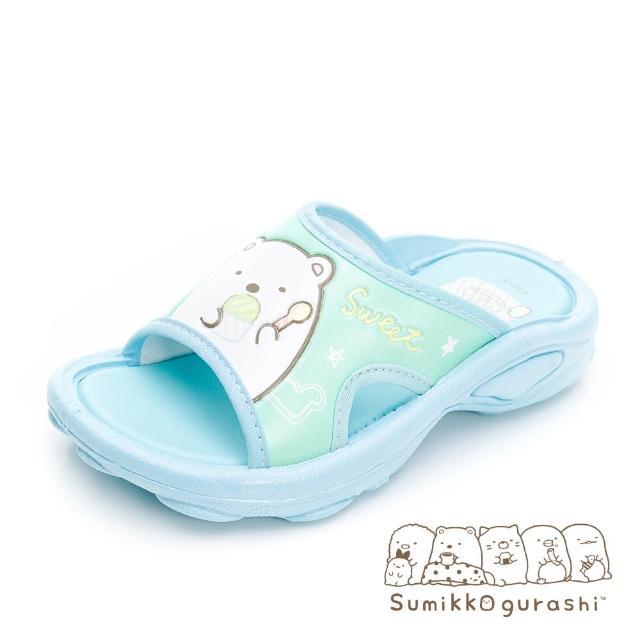【角落生物】角落小夥伴 童鞋 輕便布希鞋 減壓緩震 藍(MIT正版SGKS19025)