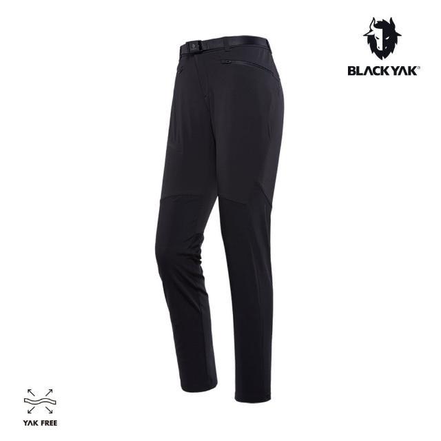 【BLACK YAK】女 MARK長褲[黑色]BYAB1WP204(韓國春夏 長褲 女長褲)