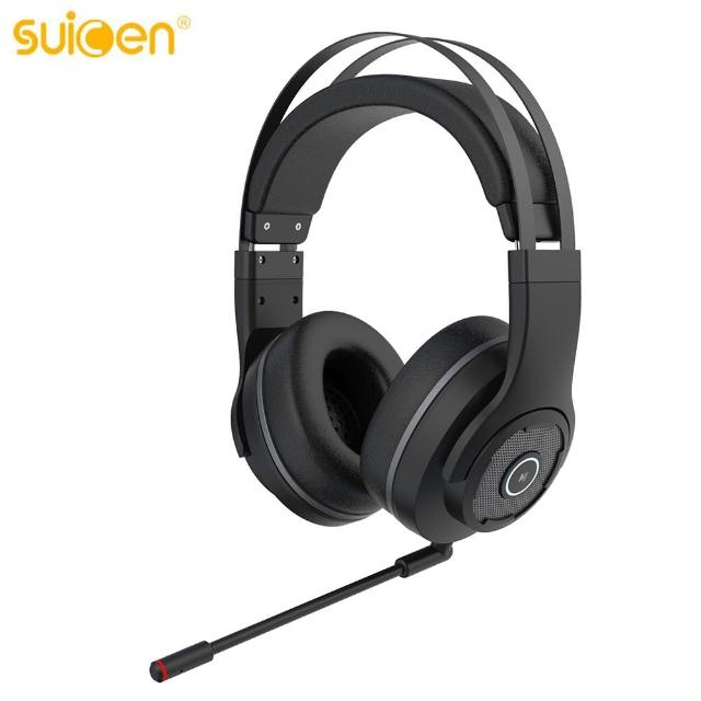 【Suicen】頭戴式藍牙電競耳機(A2)