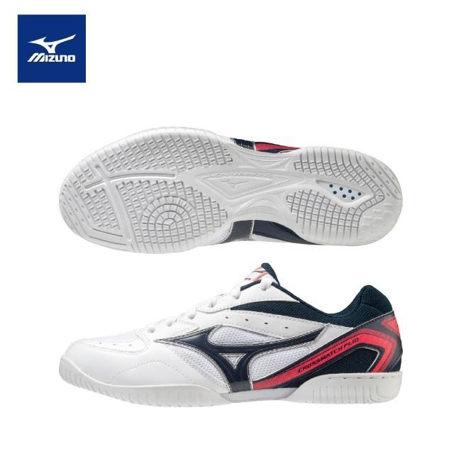 【MIZUNO 美津濃】CROSSMATCH PLIO RX4 桌球鞋 81GA183014(桌球鞋)