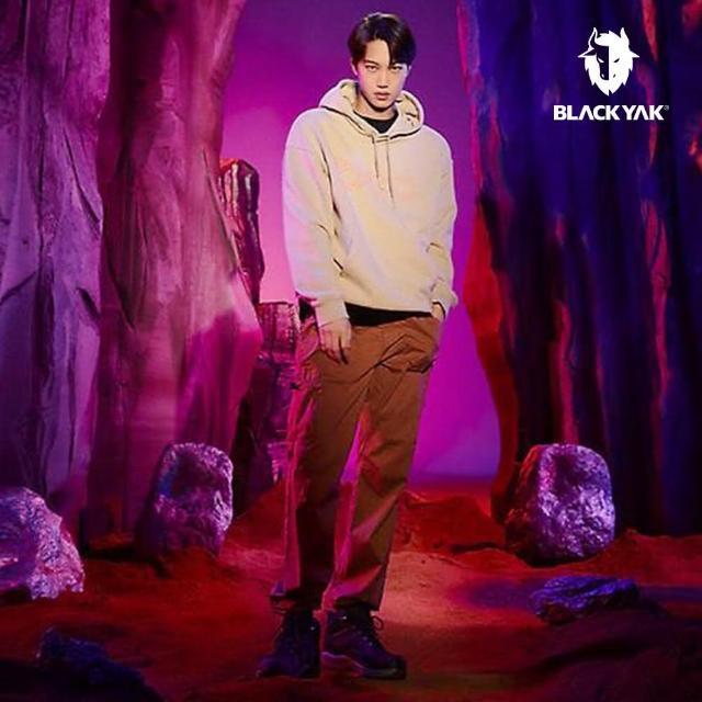 【BLACK YAK】bcc LEDGE長褲[駝色/黑色]BYAB1NP201(韓國春夏 休閒褲 長褲 中性款)