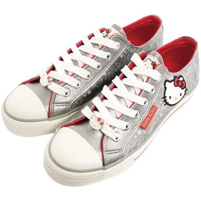 【TDL】HELLO KITTY凱蒂貓舒適休閒帆布鞋 913001