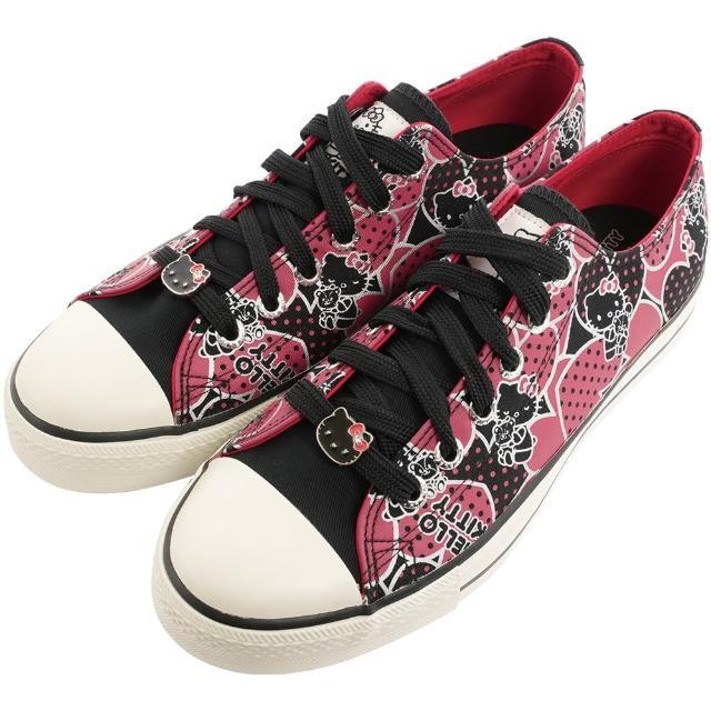 【TDL】HELLO KITTY凱蒂貓舒適休閒帆布鞋 710254