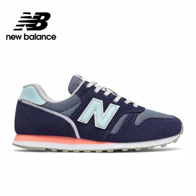 【NEW BALANCE】NB 復古運動跑鞋_女鞋_藍色_WL373CT2-B楦