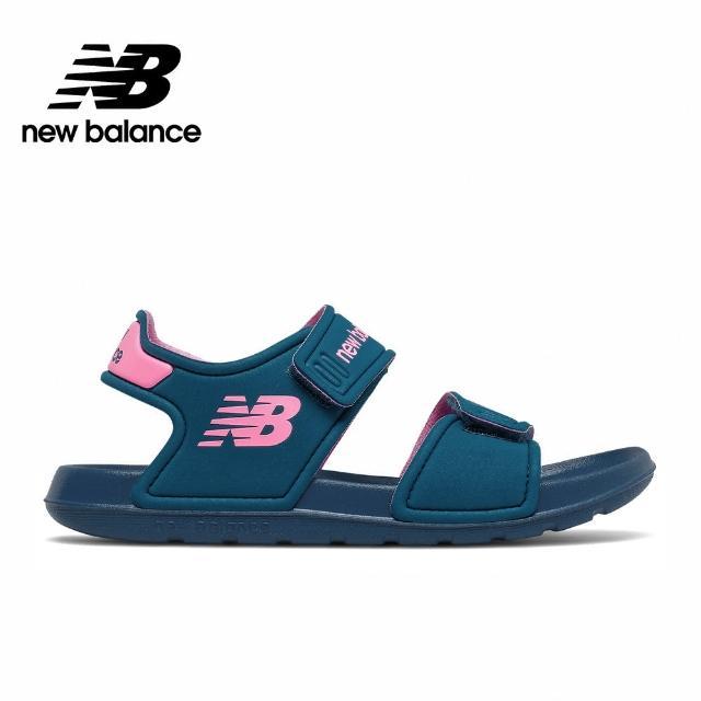 【NEW BALANCE】NB 童鞋涼鞋_男鞋/女鞋_藍色_YOSPSDNP-M楦
