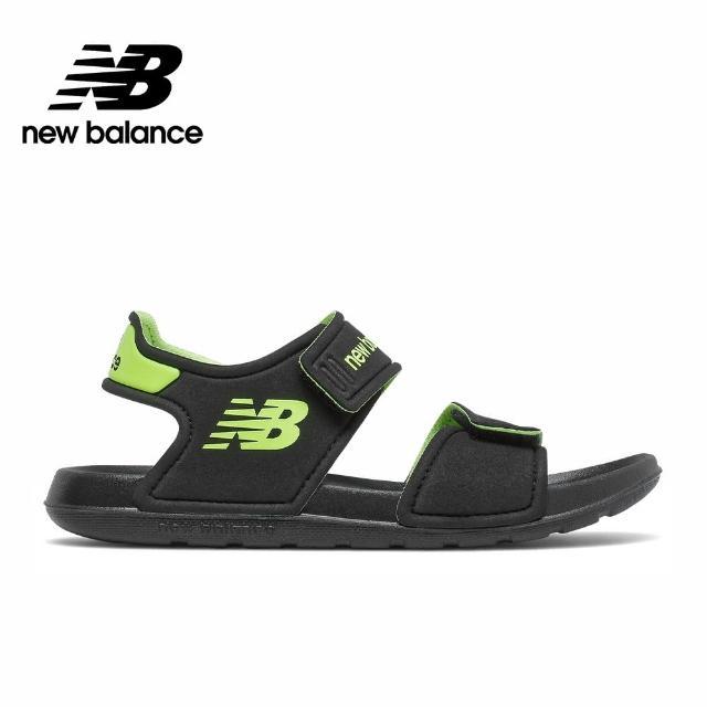 【NEW BALANCE】NB 童鞋涼鞋_男鞋/女鞋_黑色_YOSPSDKL-M楦