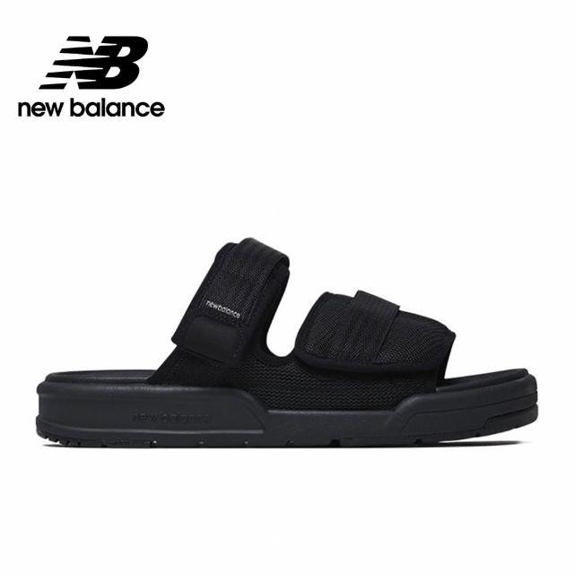 【NEW BALANCE】NB 拖鞋_男鞋/女鞋_黑色_SDL3201R-D楦