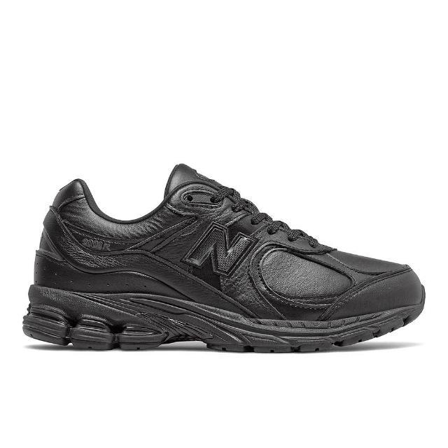 【NEW BALANCE】NB 男鞋 慢跑鞋 休閒鞋 運動鞋 黑 D楦(ML2002RK)