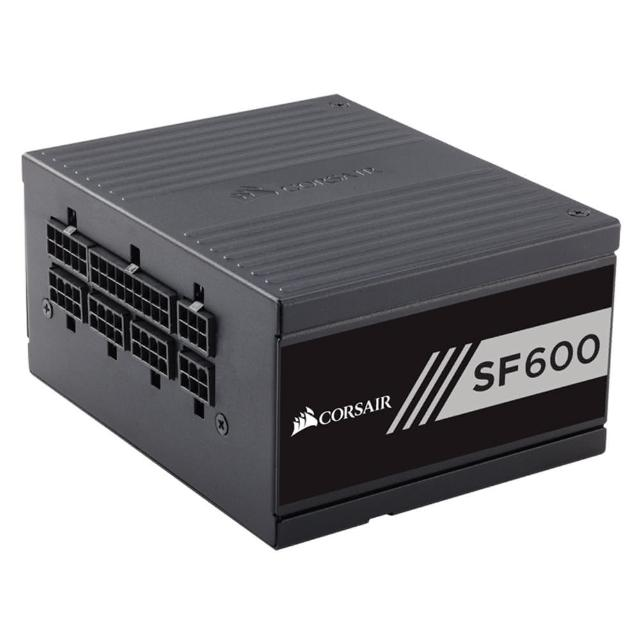 【CORSAIR 海盜船】SF600 80Plus金牌 電源供應器(全模組)