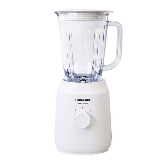 【Panasonic 國際牌】1公升不鏽鋼刀果汁機(MX-EX1001)