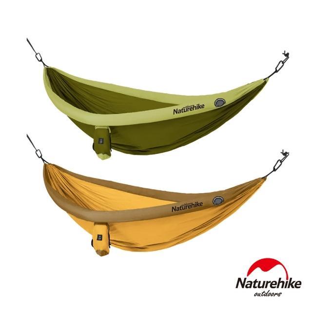 【Naturehike】DC-02充氣管式防側翻雙人吊床 D002-C