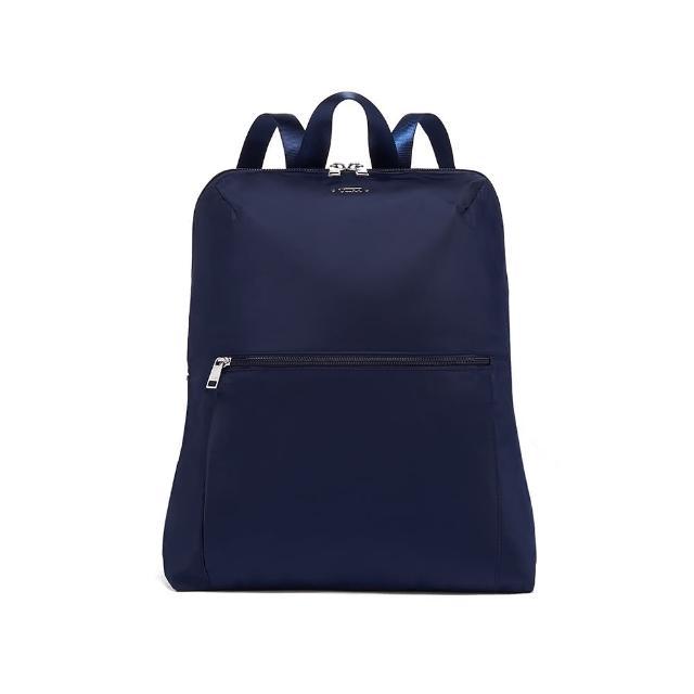 【TUMI】JIC 折疊後背包-靛青色
