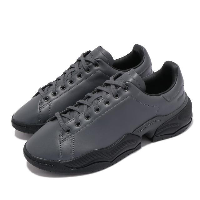 【adidas 愛迪達】休閒鞋 Type O-2 聯名 運動 男女鞋 海外限定 愛迪達 OAMC 情侶款 質感 灰 黑(FV7114)