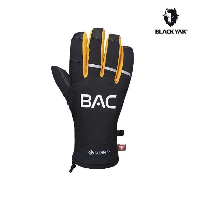 【BLACK YAK】GTX防水保暖手套[黑色]BYJB2NAN07(韓國秋冬 保暖手套 防水手套 中性款)
