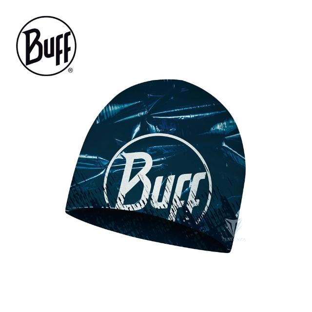 【BUFF】BF126292 經典雙面帽-授權-夜幕交錯(BUFF/雙面帽/超細纖維保暖、透氣又快乾)