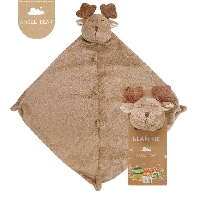 【Angel Dear】動物嬰兒安撫巾禮盒(小麋鹿)