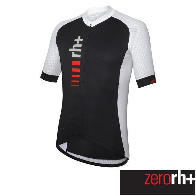 【ZeroRH+】義大利PRIMO系列男仕專業自行車衣(白色 ECU0751_009)