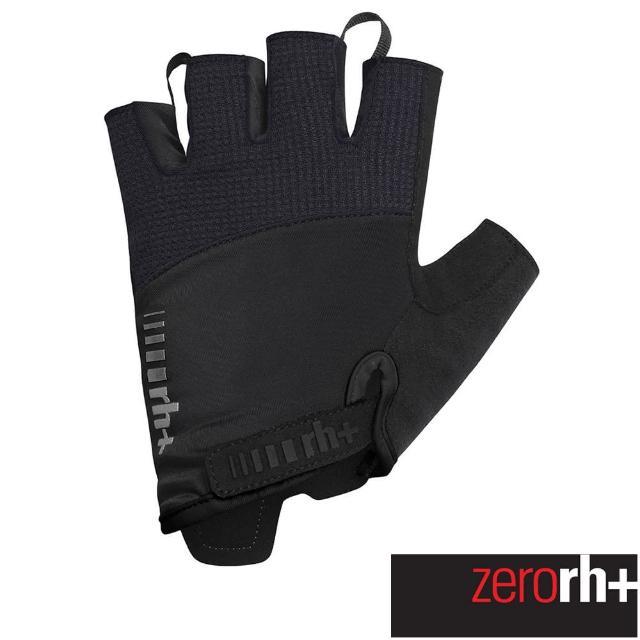 【ZeroRH+】義大利專業自行車手套(黑色 ECX9194_R90)