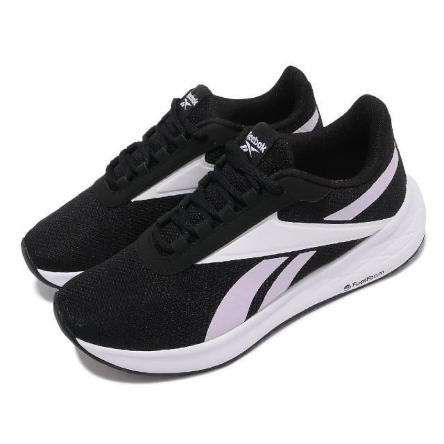 【REEBOK】慢跑鞋 Energen Plus 運動 女鞋 輕量 透氣 舒適 避震 路跑 健身 球鞋 黑 白(H69216)