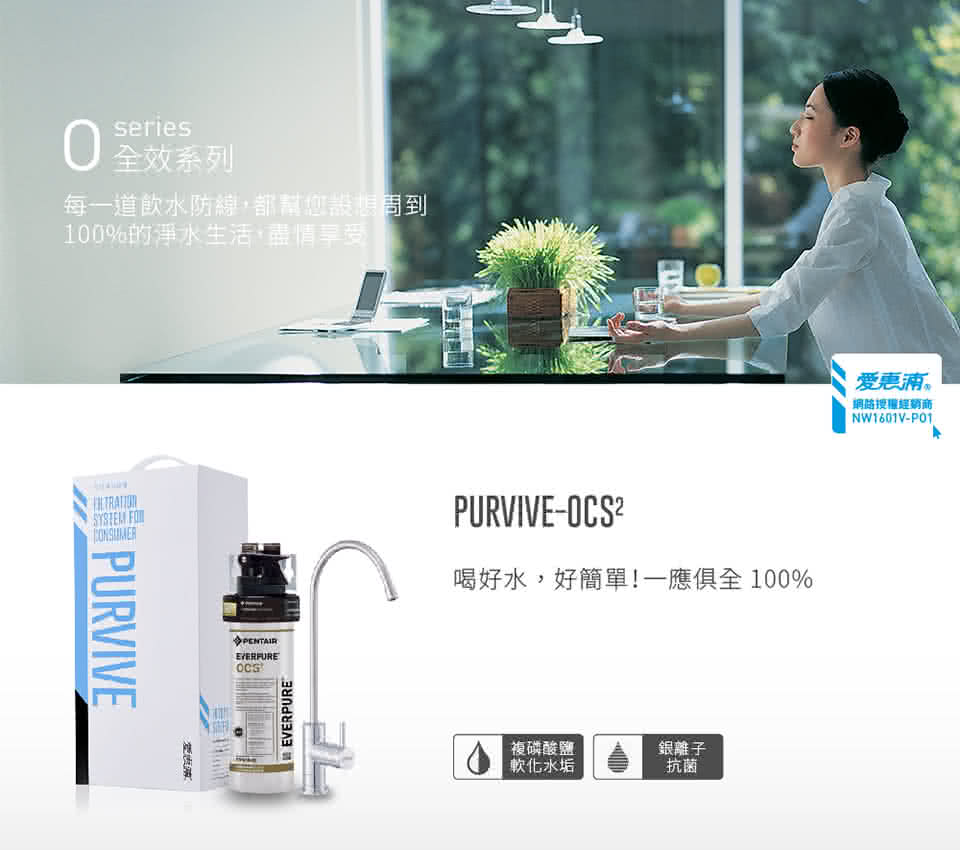 Everpure purvive ocs2 for Everpure h300nxt