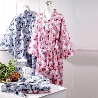 《伊豆》日式和風睡浴袍(1入)