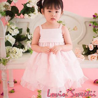(Lovin Sweetii)精緻小公主童洋裝
