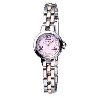 【SEIKO】蝴蝶時尚迷你腕錶(V111-0AG0P)