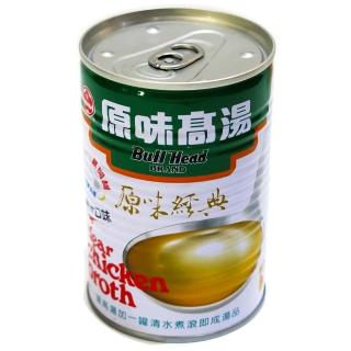 【牛頭】原味高湯411g(X)