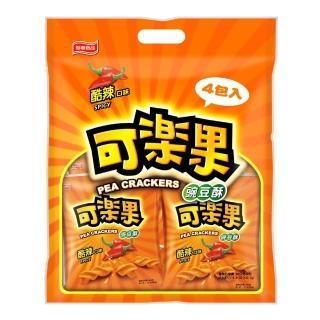 【可樂果】酷辣量販包(57Gx4包)