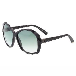 【SWAROVSKI】-水晶切割感 太陽眼鏡SW2(黑色)