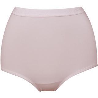 【華歌爾】新伴蒂-S型 中腰M-LL機能內褲(柔粉紅)