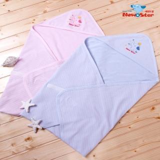 【Newstar明日之星】BASIC典雅素面緹花包巾-人氣基本款-MIT(薄緹花布、繡花、標準粘扣型、台灣製造)