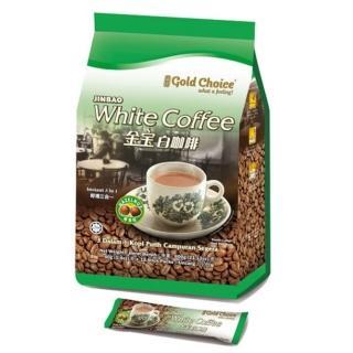 【金寶-馬來西亞暢銷品牌】白咖啡-榛果(40gx15小包)